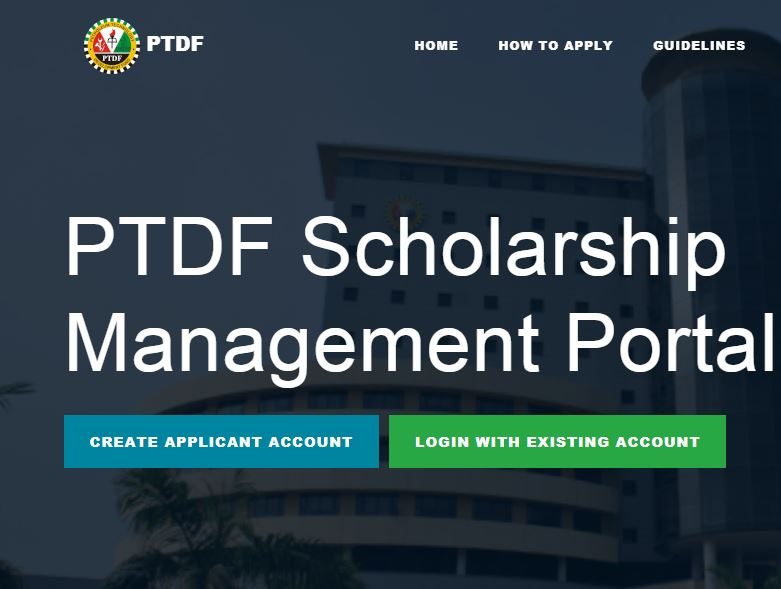 2020/2021 PTDF Strategic Partnerships Overseas Postgraduate Scholarship