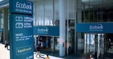 Ecobank USSD Codes
