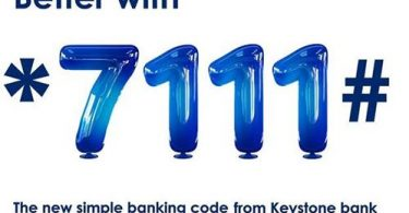 KEYSTONE BANK USSD CODES