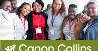 2019 Canon Collins Trust African Scholarships – UK