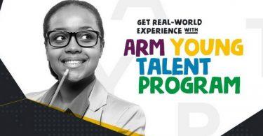 ARM Life Plc Young Talent Programme