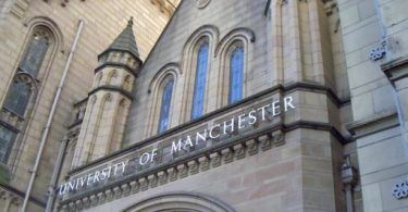 2019 Scholar Awards At University Of Manchester, UK (APPLY)