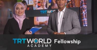 TRT World Fellowship Programme 2019 for Fresh Graduates