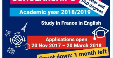2019 /2020 TOTAL/French Embassy International Scholarship for Nigerians