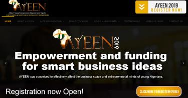Ayeen 2019 Application form