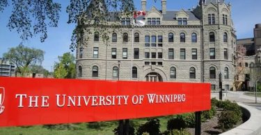 The University of Winnipeg Manitoba Graduate Scholarships (MGS), Canada