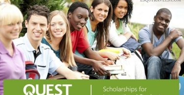 Quest University Scholarship for International Students (Canada)