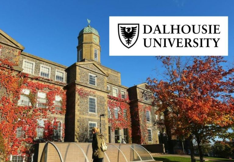Dalhousie University Master and PhD Scholarship in Canada