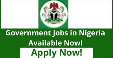 Current Government Job Vacancies in Nigeria | Apply via Career Pages