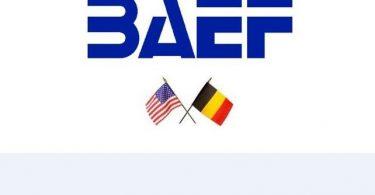 Belgian American Education Foundation Fellowships
