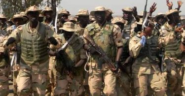 2019 Nigerian Army Recruitment