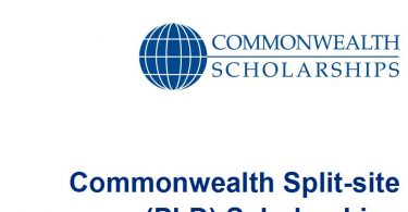 This is the Commonwealth Split-site (PhD) Scholarships 2020 (for low and middle income countries) to Study in the United Kingdom (Fully Funded)