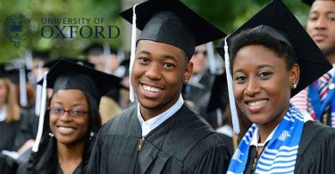 Study in Oxford University via 2020/2021 Jacobs Foundation Scholarships