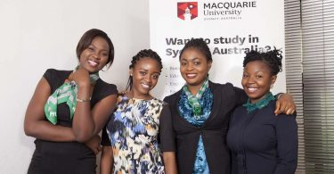 Macquarie University Africa Development Scholarship in Australia