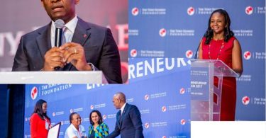 2020 Tony Elumelu Foundation Entrepreneurship Programme(TEF)