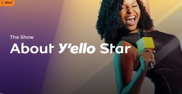 Apply for MTN Y'ello Star 2020 Reality TV Show (Become the Star)