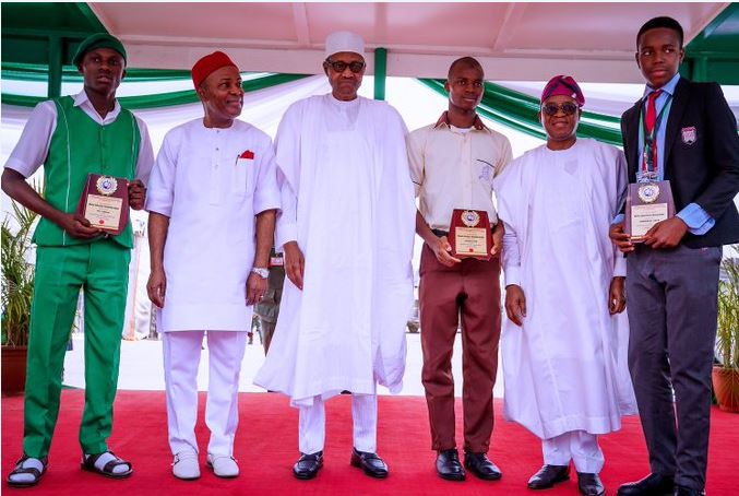 Buhari Offers Scholarship to Students (From Current Study to PhD)