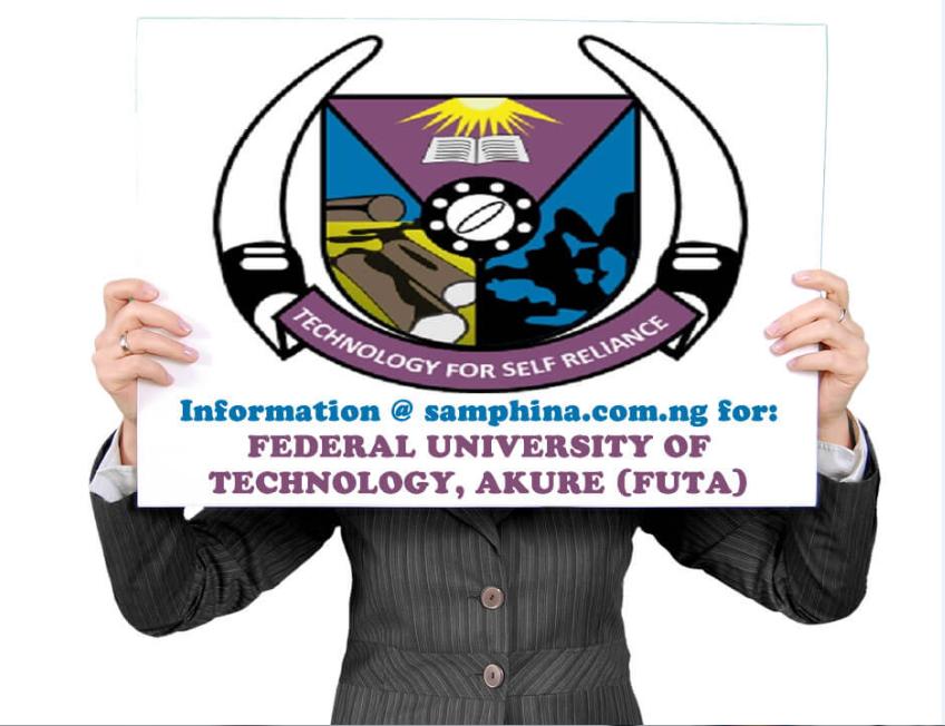 How to Pass Federal University of Technology Akure (FUTA) Post UTME/ Screening