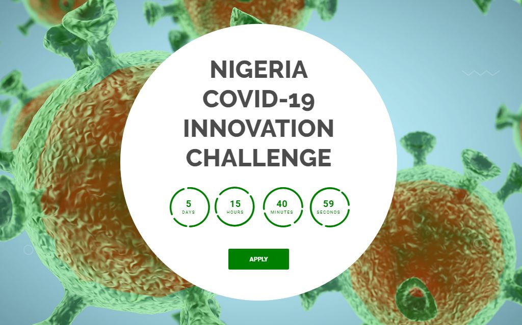 How to Apply for (1M Naira) NITDA COVID-19 Innovation Challenge