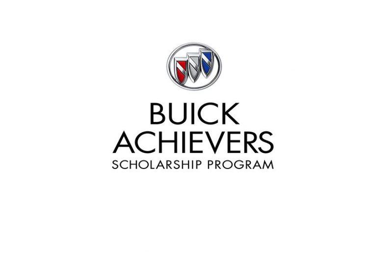 Buick Achievers Scholarship Program 2020 | Worth $25,000