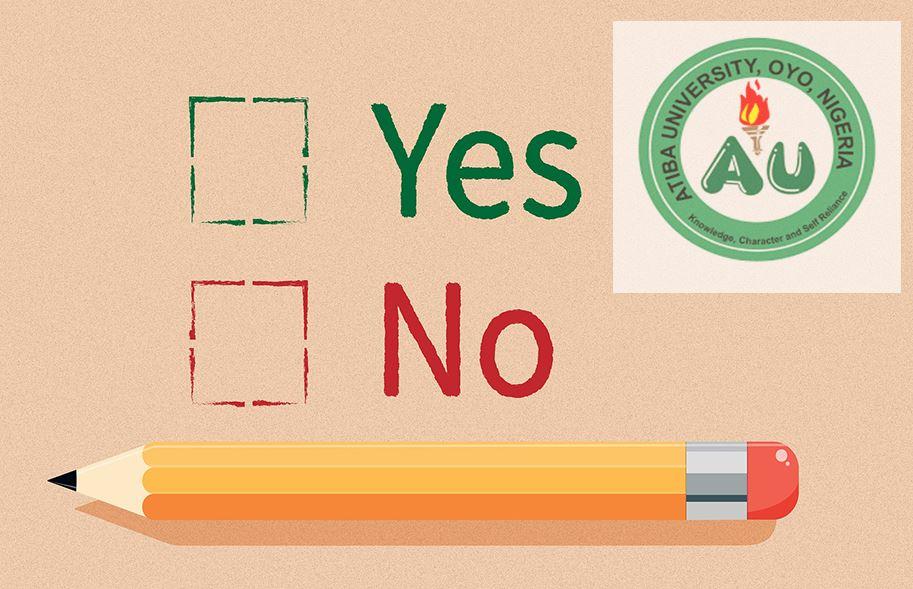 Eligibility/cut off mark for Atiba University Oyo (AUO) 2020 Post UTME