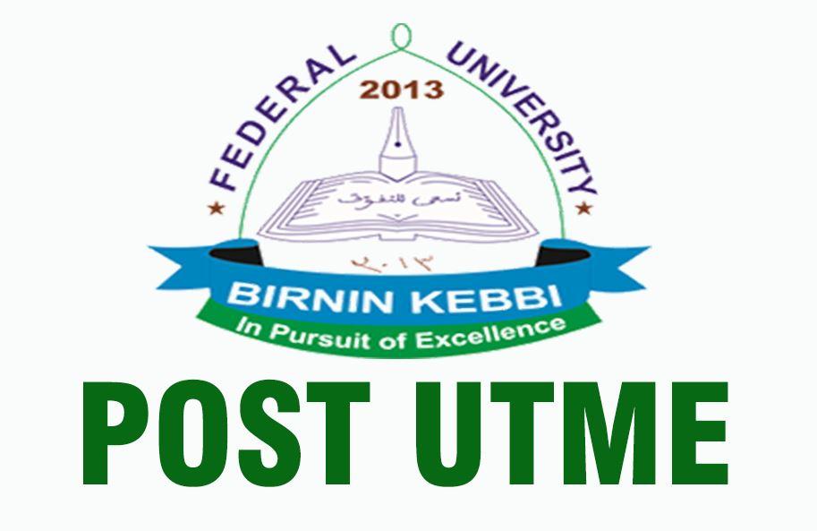 How to Pass Federal University Birnin Kebbi (FUBK) Post UTME 2020