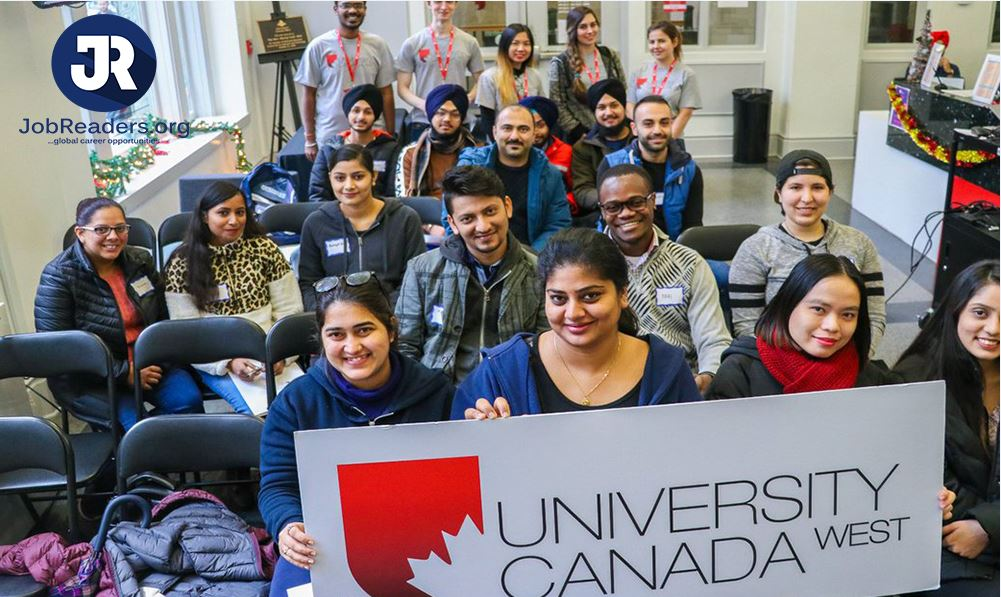 University Canada West (UCW) Entrance Scholarship 2020 Award