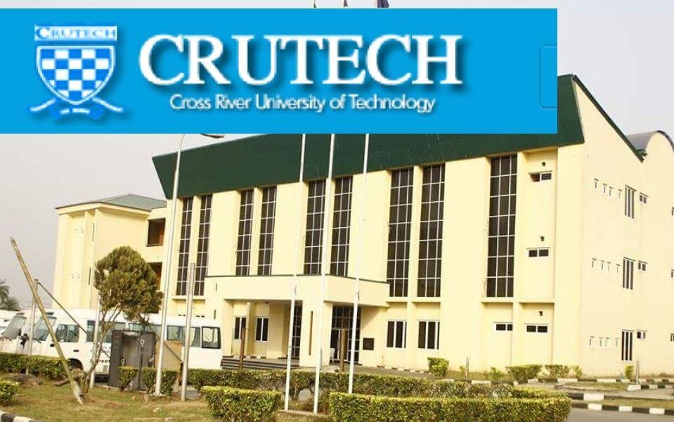 Cross River University of Technology CRUTECH Post UTME 2020-2021