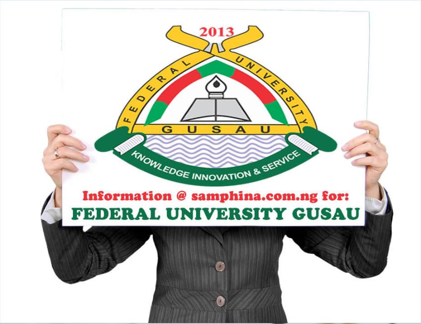 How To pass Federal University, Gusau (FUGUS) Post UTME 2020