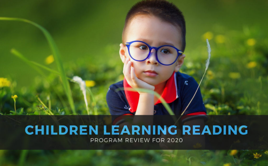 Children Learning Reading Program | Review for 2020