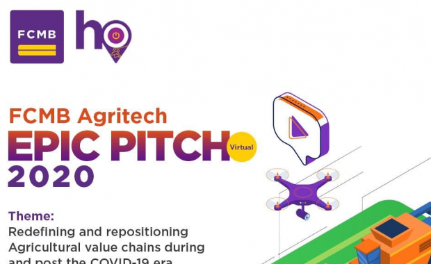 N1.5 Million Fcmb Agritech Epic Pitch 2020 Application