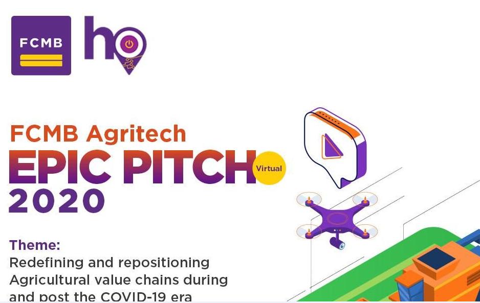 N1.5 Million Fcmb Agritech Epic Pitch 2020 Application