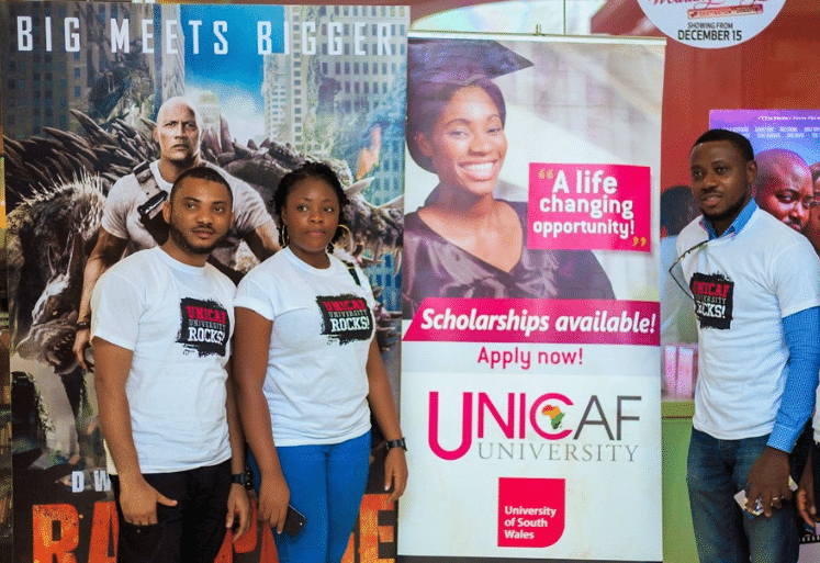Unicaf Scholarship for Bachelor, Master's or Doctoral Degree (Apply Now)