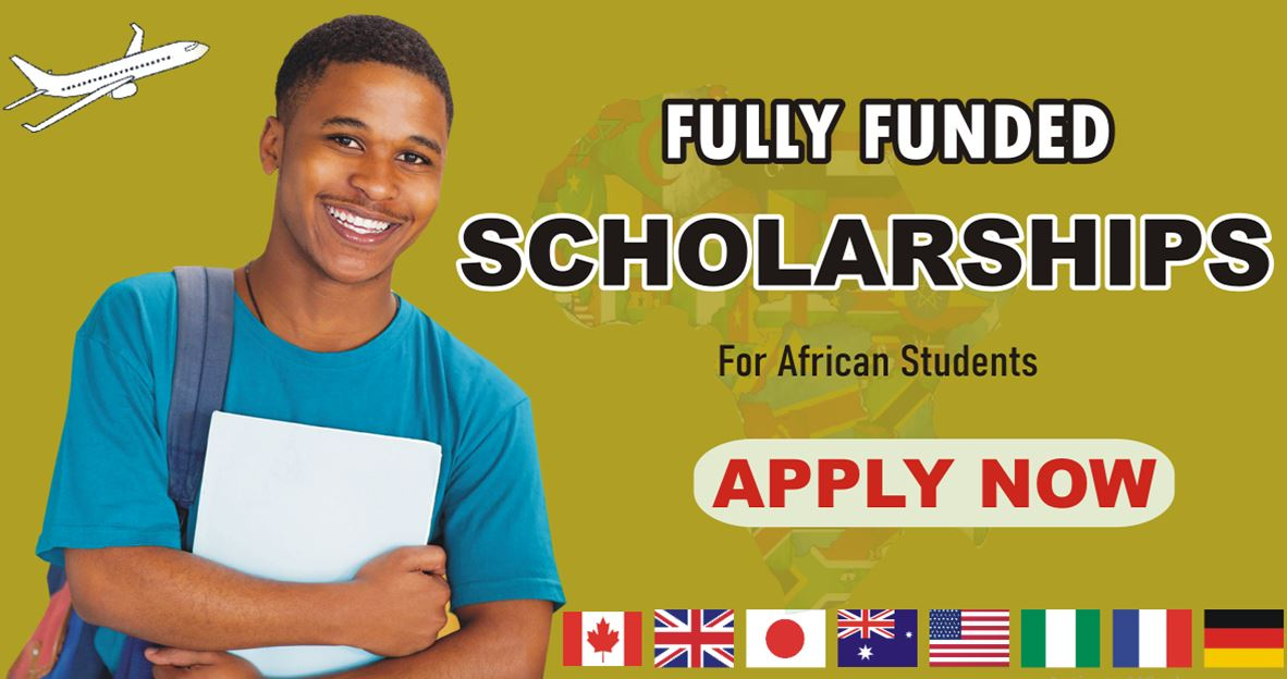 29+ International Scholarships for African Students 2021
