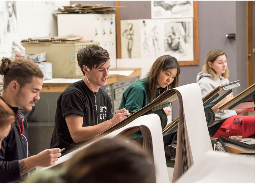 Top 7 courses for Art Students