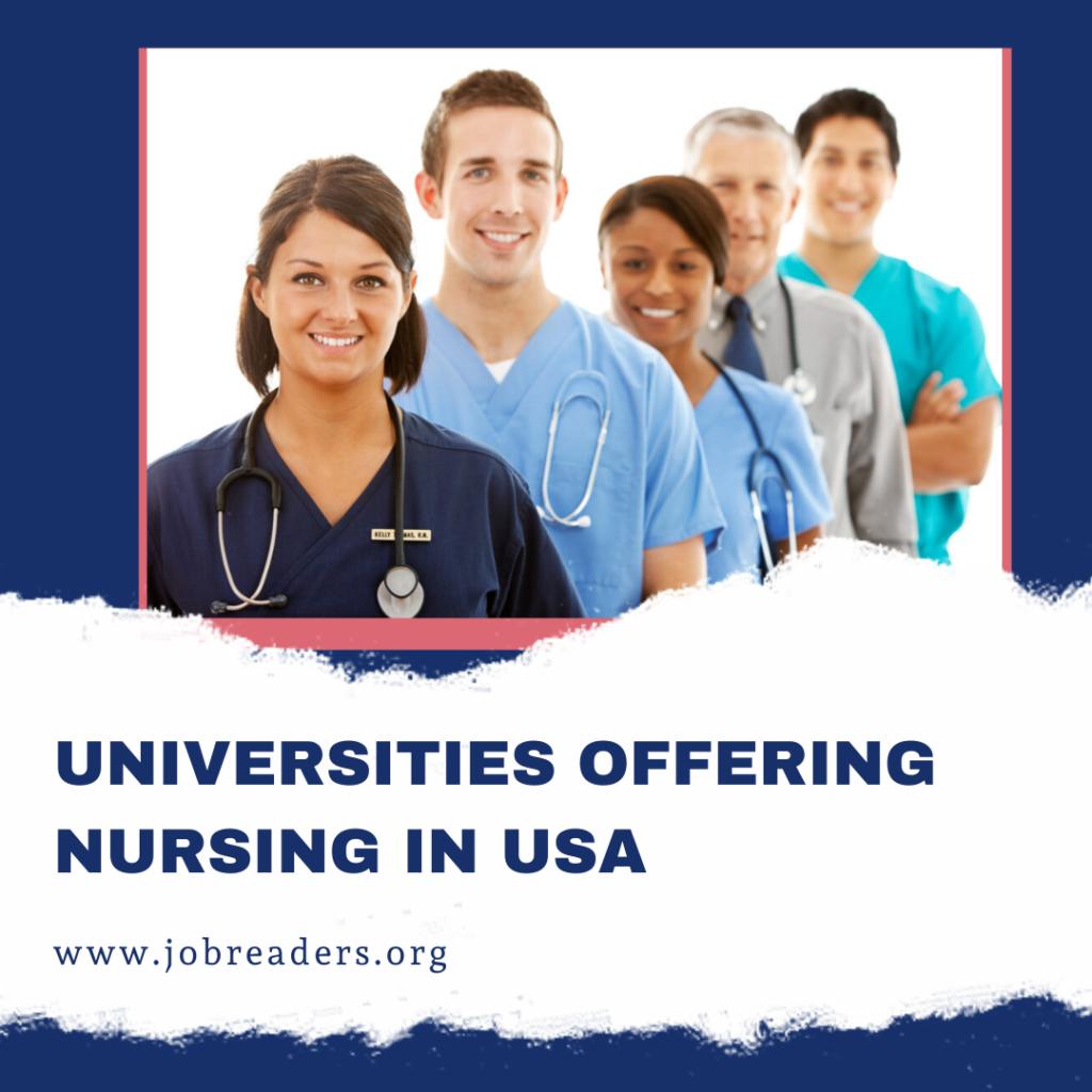 Top 14 Best Schools (Universities) Offering Nursing in USA - Check List