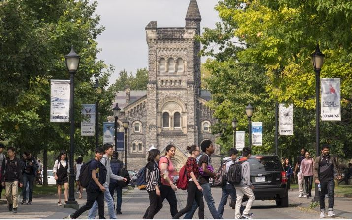 University of Toronto Acceptance Rate and Scholarships (2021)