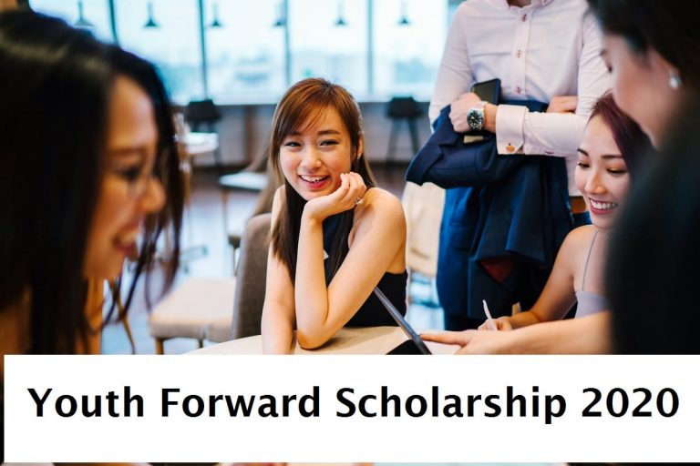 $3000 Youth Forward Scholarship 2020- Application Details