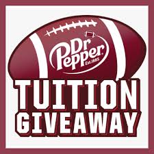 Application for the 2021 Dr Pepper Scholarship and Worth