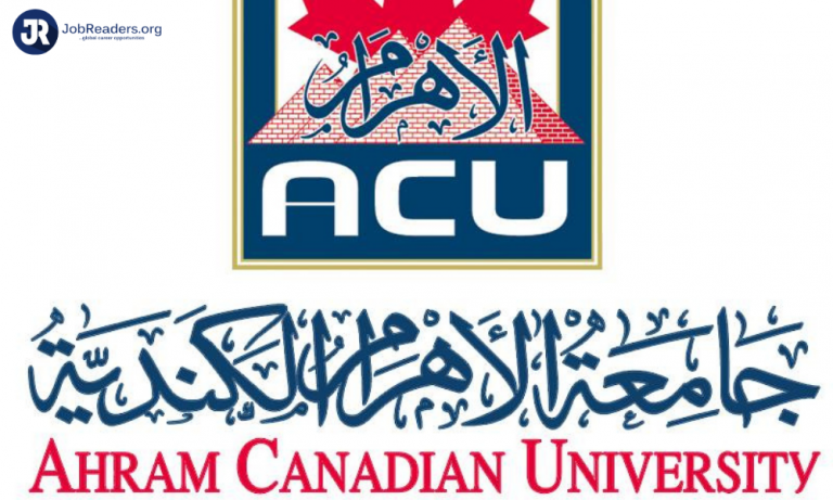 Ahram Canadian University Admissions- Eligibility and Tuition