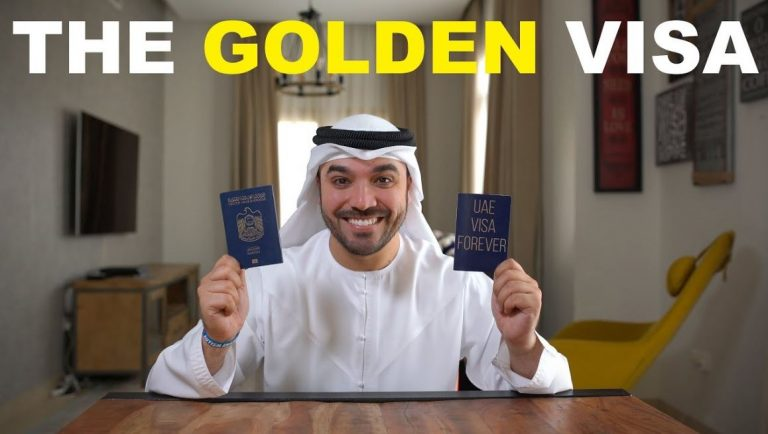 Dubai Business Gold Visa for Entrepreneurs (what you must know)