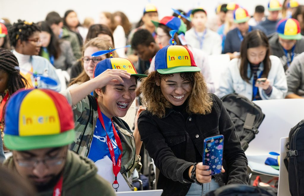 2021 Paid Google Internship and Apprenticeship Programs ( $60, 000)