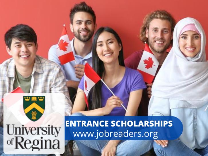 2021 University of Regina Scholarships (to Study in Canada)