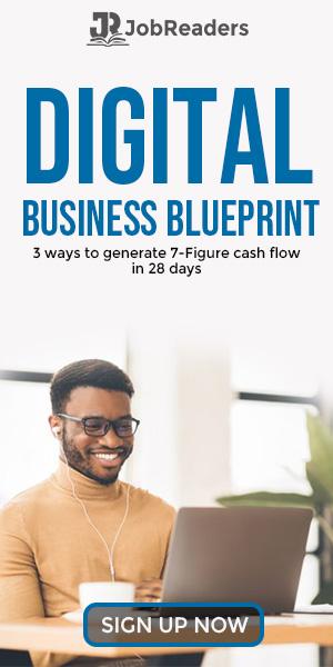 Jobreaders Digital Business Blueprint